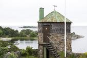 Heineckes torn på Lökholmen, Stockholms skärgård