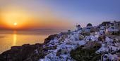 Santorini; Grekland
