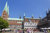 Mariakyrkan i Lübeck, Tyskland