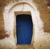 Grottstaden Matmata, Tunisien