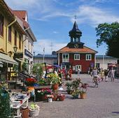Trosa torg, Södermanland