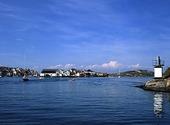 Farled vid Gullholmen, Bohuslän