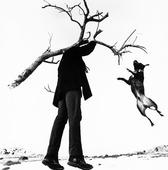 Människa med hund