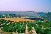 Landskap i Andalusien, Spanien