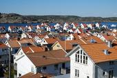 Hus på Åstol, Bohuslän