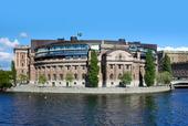 Riksdagshuset, Stockholm