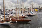 Fritidsbåtar i Stockholm