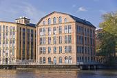Gammal fabriksbyggnad, Norrköping