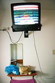 TV på vägg