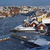 Kyrkesund på vintern, Bohuslän