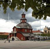 Rådhuset i Lidköping, Västergötland