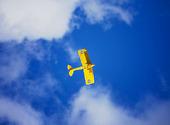 Uppvisning av veteranflyg