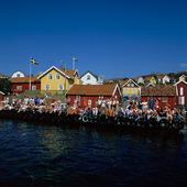 Publik vid Tjörn Runt, Bohuslän