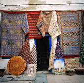 Matthandlare, Marocko