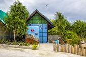 Toalett på Virgin Island, Filippinerna