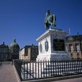 Amalienborg, Danmark
