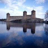 Olofsborg i Savonlinna, Finland