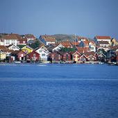 Gullholmen i Bohuslän