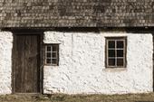 Vitkalkad hus, Gotland