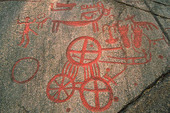 Rock carvings, Bohuslän