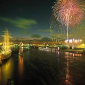 Nyårsfyrverkeri, Göteborg
