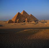 Pyramider i Giza, Egypten