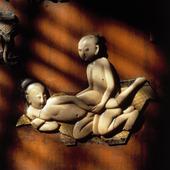Kinesiskt elfenbenssnideri