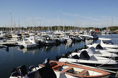 Lerkils hamn, Halland