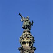 Staty Columbus i Barcelona, Spanien