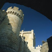 Borg i Valla Dolio, Spanien