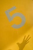 Fem fingrar