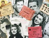 Äldre biobiljetter