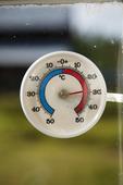 Termometer, 30 grader varmt