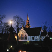 Lerums kyrka, Västergötland