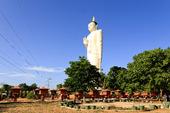 Buddhastaty vid Sigiriya, Sri Lanka