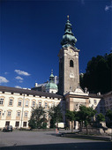 Kloster i Salzburg, Österrike