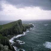 Isle of Skye i Skottland, Storbritannien