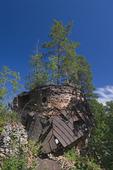 Masugn vid Långvinds järnbruk, Hälsingland
