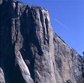 Berg i Yosemite nationalpark, USA