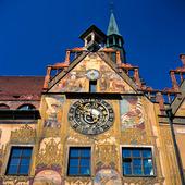 Stadshuset i Ulm, Tyskland