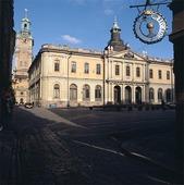 Stockholms Fondbörs i Gamla stan