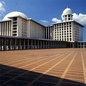 Moské i Jakarta, Indonesien