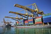 Container hamn