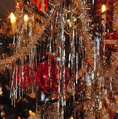 Glitter i julgran