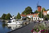Hamnen i Strängnäs, Södermanland