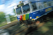 Tåg i Jönköping, Småland
