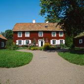 Carl von Linnés Hammarby, Uppland