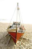 Fiskebåt, Uruguay