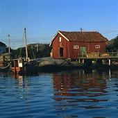 Sjöbod, Bohuslän