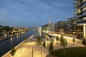 Hammarby kanal, Stockholm